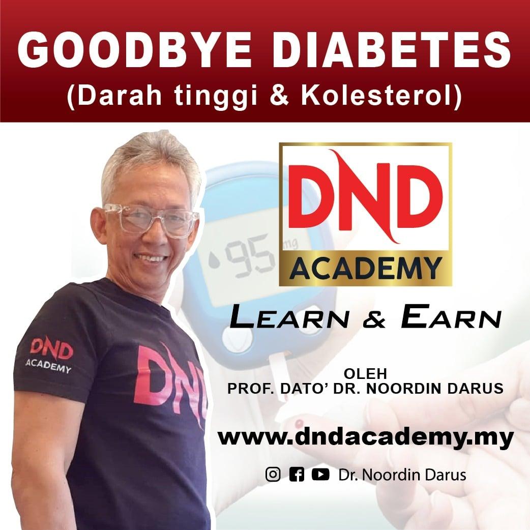 Goodbye Diabetes Live Talk (2020)